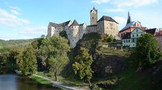 Hrad Loket  Czech Republic