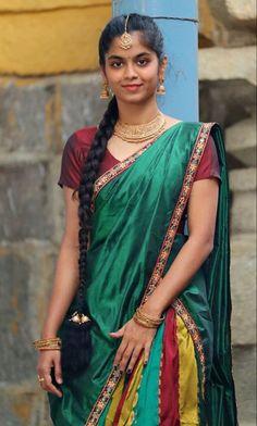 Beautiful Girl In India, Most Beautiful Indian Actress, Beautiful Women, Tamil Girls, Bollywood Girls, Lovely Girl Image, Saree Look, India Beauty, Bikini Models