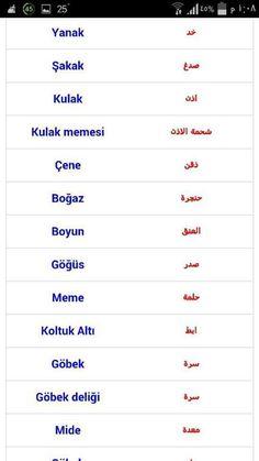 289 Best Learn Turkish Images In 2020 Learn Turkish Learn
