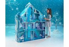 KidKraft  Disney® Frozen Snowflake Mansion 65880 http://www.MiniProducts.eu