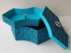 La boîte Hexane.