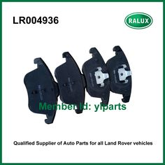 LR004936 high quality front Brake Disc and Capliper car brake pads for Freelander 2 2006 auto brake pad set spare parts in stock