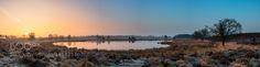 Panorama Misty Sunrise Pikmeeuwenwater' by williammevissen via http://ift.tt/1WyadPQ