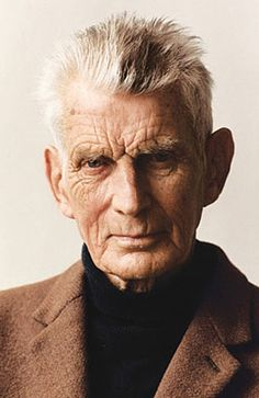 Samuel Barclay Beckett (13 April 1906 – 22 December 1989)  This may be may favorite male face ever.
