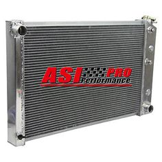 PRO FOR 1976-1980 Chevy Suburban 3 Row RACING Aluminum Radiator HIGH PER.