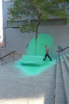 cool! (perhaps not so environmentally friendly tho)