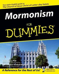 Get the facts on temples, tithing, missions, and caffeine Mormon doctrines, rituals, and history, demystified at last! Mormonism, or the LDS Church, is one of the world's fastest growing religions. Bu