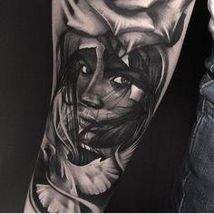 Guest Artist - Aaron King @ Dublin Ink #tattoo #art #Dublin #Ireland