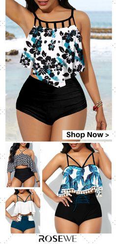 UP TO OFF. Best Swimsuits, Women Swimsuits, Swimwear Fashion, Bikini Fashion, Mode Du Bikini, Curvy Bikini, Spring Work Outfits, Looks Plus Size, Bikini Outfits
