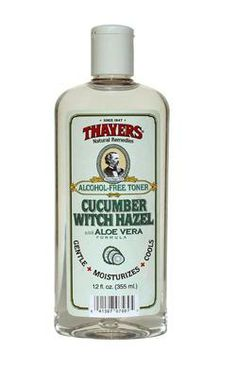 Thayers Cucumber Witch Hazel with Aloe Vera Alcohol-Free Toner $12.99 - from Well.ca