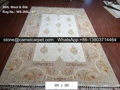 260L wool silk mixed carpet,100% handmade #turkeycarpets#turkeyrugs#silkcarpets#silkrugs