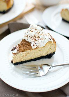 Dreamy Tiramisu Cheesecake