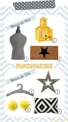 - LA MUSA STYLE - Flechazos. #Low cost. shopping bag, #lowcost barato, bajo precio