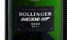 Bollinger special edition packs to tie-in with new 007 film