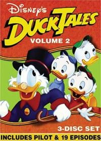 Ducktales DVD Collection 2 (D)