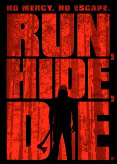 'RUN, HIDE, DIE.' Hits DVD, VOD & Digital Video: September 1st from Image Entertainment