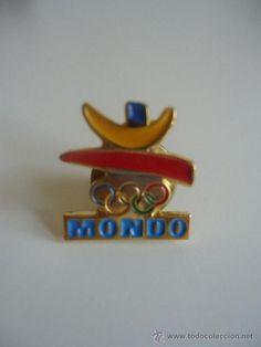 PIN OLIMPIADAS BARCELONA 1992