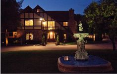 See & Experience This Romantic English Tudor Mansion & Horse Property!
