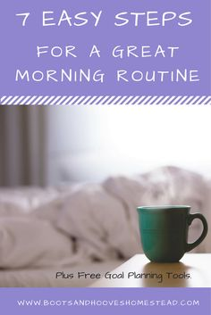 Finding the right morning routine for each of us can take some trial and error. Generally speaking, most of us are already following routines. From getting up in the mornings, to cooking breakfast, and brewing coffee. But often times, these routines need a little tweaking to ensure that we are being productive and getting the …