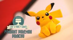 Pokemon cake: how to make a Pikachu model ZOES FANCY CAKES & CAKE STYLE ...