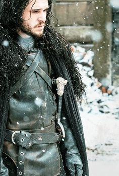 Jon Snow played by Kit Harington in (Game of Thrones) Kit Harington, Serie Got, Film Serie, Winter Is Here, Winter Is Coming, Jon Snow, Game Of Thrones 5, Xavier Samuel, The North Remembers