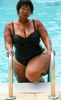 I Love Thick African Women Plus Swimwear, Big Black Woman, Ebony Girls, Chubby Ladies, Fat Women, Curvy Women, Lingerie, Voluptuous Women, Beautiful Black Women