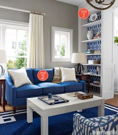 Libby Langdon One Day Makeover - Libby Langdon Decorating Tips - House Beautiful
