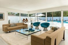 PALM SPRINGS HOME TOUR // THE REAL THING|Palm Springs Style Magazine