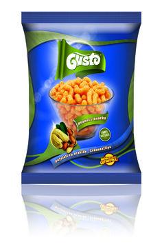 #Gusto #Pufuleți cu Arahide este un snack nelipsit de la petrecerile cu prietenii, familia, urmărind un meci sau emisiunea perferată. Pufuleții Gusto cu Arahide îți oferă o combinație senzațională de gust crocant și savoare!