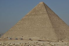 Pyramid of Giza - Cairo, Egypt