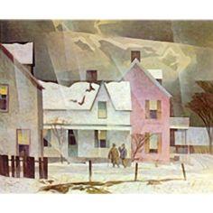 A. J. Casson Snow Flurries