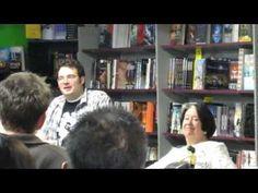 Brandon Sanderson tells Harriet that RJs WoT notes were long enough to crash Microsoft Word - YouTube