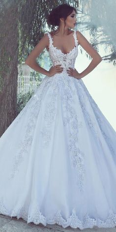 Alluring Tulle Sweetheart Neckline A-line Wedding Dress With Lace Appliques & Be. - - Alluring Tulle Sweetheart Neckline A-line Wedding Dress With Lace Appliques & Beadings Source by Sweetheart Wedding Dress, Princess Wedding Dresses, Perfect Wedding Dress, Tulle Wedding, Dream Wedding Dresses, Wedding Gowns, Disney Wedding Dresses, Wedding Ceremony, Disney Princess Weddings