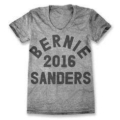 e045c606bc9ebc Bernie Sanders For President   Womens Casual Tops For Women