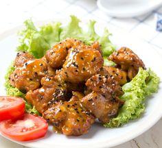 Japanese Style Sesame Chicken