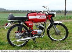 Moto Malaguti Small Motorcycles, Honda Motorcycles, Vintage Motorcycles, 50cc Moped, Vintage Moped, Mini Bike, Sport Bikes, Scooters, Motorbikes