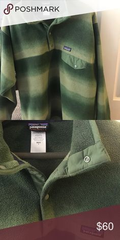 PATAGONIA SNAP-T SYNCHILLA **LIMITED EDITION** This Patagonia Synchilla Snap-T is limited edition and has only been worn a few times. It was soooo cozy and perfect for fall and winter nights! It is technically Men's but perfect for men and women! Patagonia Shirts Sweatshirts & Hoodies