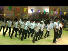 CRAZY FOOT MAMBO Line Dance - YouTube