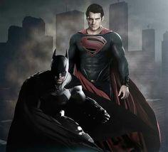 Batman & Superman!