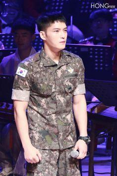 Soldier Kim Jaejoong ~ JJ Stagie ❤️ JYJ Hearts