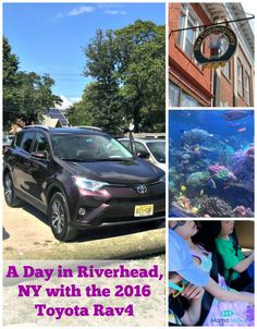 A Day in Riverhead, NY with the 2016 Toyota Rav4   The Mama Maven Blog