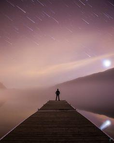 https://flic.kr/p/UUiRix   Cultus Lake Selfie   A star-trail self-portrait at Cultus Lake.