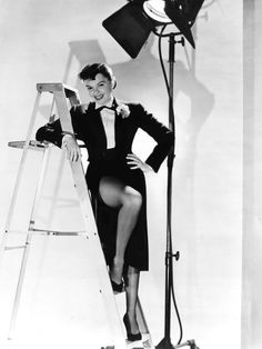 Judy Garland 1954