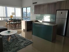 Our signature metallic colour #acrylic #splashbacks in a #Queensland clients #kitchen.