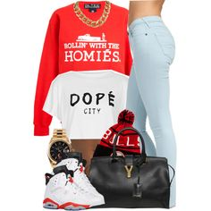 Dopé City, created by oh-aurora on Polyvore