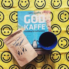 Day 22: Coffee makes happy  Good Coffee lets me smile  today's Kieni Kenya is intensively fruity and best booster for the 2nd last crazy workday before holiday  by mademoisellemii