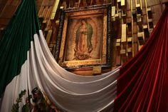 La Virgen de Guadalupe, Mexico D.F.