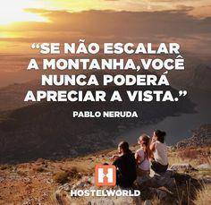 12 Frases pra te inspirar a viajar mais em 2016 | Hostelworld Brasil