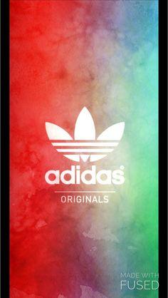 Adidas Iphone Wallpaper, Pretty Wallpapers, Cool Wallpaper, Adidas Logo, Shirt Ideas, Adidas Originals, Texture, Rock, Logos
