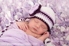 Hey, I found this really awesome Etsy listing at https://www.etsy.com/listing/214258547/newborn-crochet-hat-baby-girl-newborn
